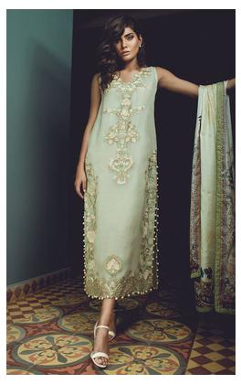 Tena Durrani Luxury Pret Laurel Q119
