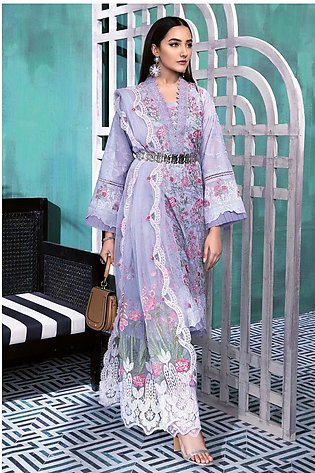 Gul Ahmed Summer Lawn20 3 PC Unstitched Swiss Voile Suit LSV-29
