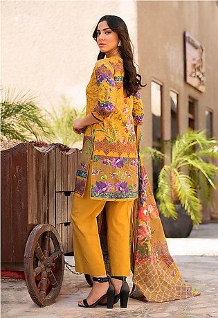 Adamjee Lawn printed Lawn Collection 19 pl-07