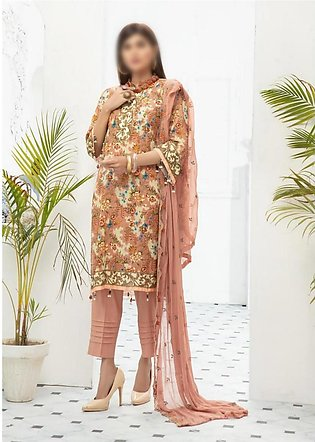 NUR Unstitched Classic Lawn Collection D-NL-106