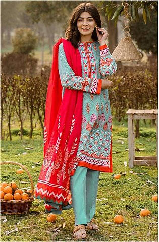 Orient Textiles Spring Summer Collection NRDS-157