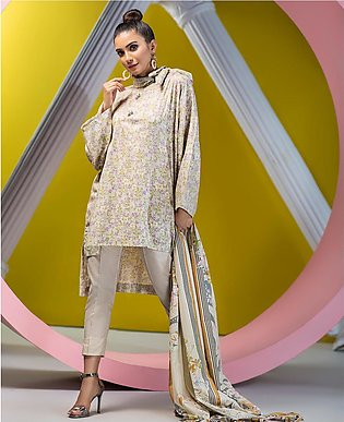 House of Ittehad Crystal Lawn Vol-2 LF-CL-3556B-19