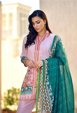 Adamjee Lawn printed Lawn Collection 19 pl-14