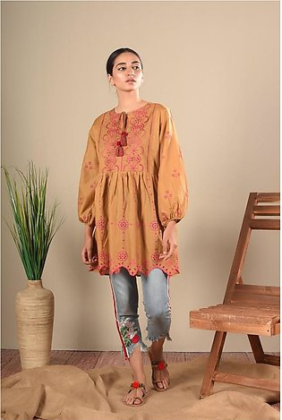Ethnic by Outfitters Fusion Kurti WTB191771-10207897-AS-069