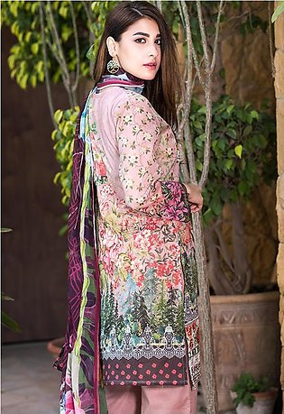 Adamjee Lawn Embroidered Collection 19 Embc-11