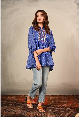 Ethnic by Outfitters Fusion Kurti WTB391458-10207781-AS-018