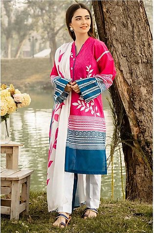 Orient Textiles Spring Summer Collection NRDS-123