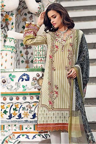 Gul Ahmed Summer Special Edition Mehandi BM-99