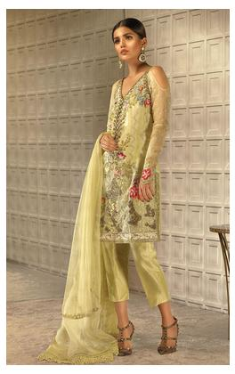 Tena Durrani Luxury Pret Peppermint M58