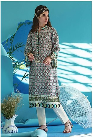 Gul Ahmed Summer Lawn20 2PC Unstitched Lawn Suit TL-273