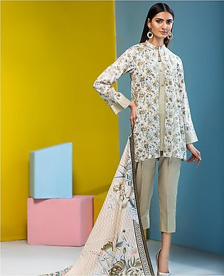 House of Ittehad Crystal Lawn Vol-2 LF-CL-3557A-19