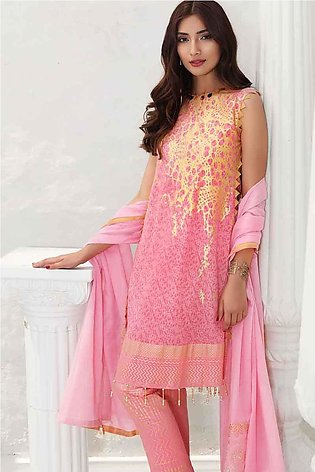 Gul Ahmed Eid Collection Pink FE-189 B