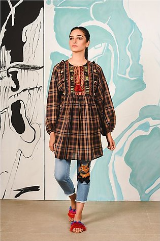 Ethnic by Outfitters Fusion Kurti WTB391462-10215928-AS-202