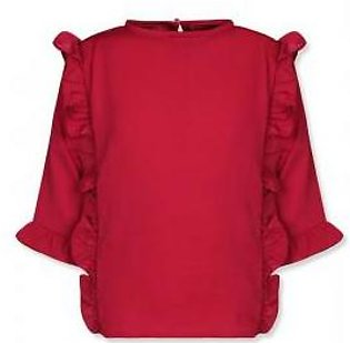 PANNEL FRILL TOP