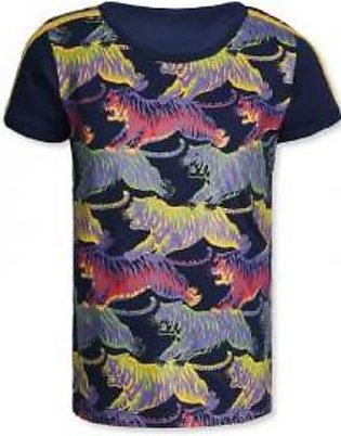 TROPICAL TIGERS T SHIRT