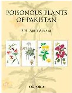 Poisonous Plants of Pakistan