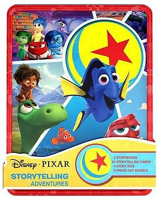 Disney Pixar Storytelling Adventures: Over 65 Pieces