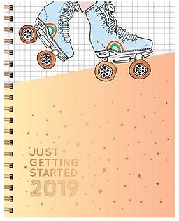2019 Pipsticks Just Getting Started Planner