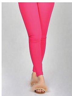 Jeggings-Pink