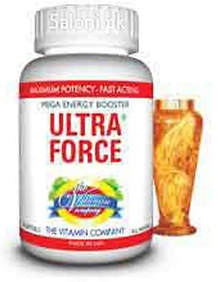 The Vitamin Company Ultra Force (Energy Booster) 20 Softgels