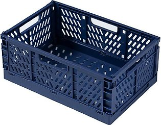 Storage Plastic Baskets Makeup Drawers Toy Dirty Laundry Clothes