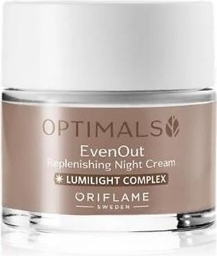 Oriflame Optimals Even Out Night Cream - 32480