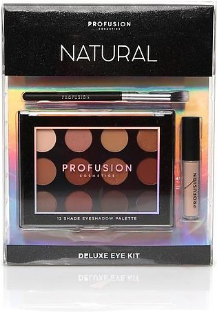 Profusion Natural Deluxe Eye Kit - US