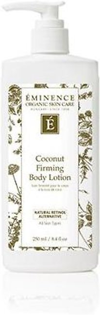 Eminence Coconut Firming Body Lotion - 8.4oz - 8258
