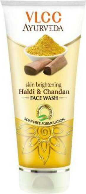 VLCC Skin Brightening Haldi & Chandan Face Wash - 150ml
