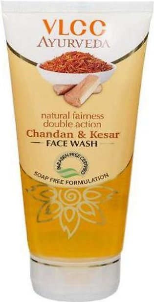 VLCC Chandan Kesar Face Wash - 50ml