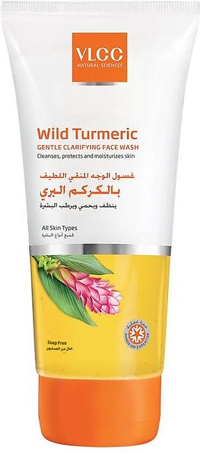 VLCC Wild Turmeric Face Wash - 75ml - 8907122003891