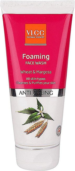 VLCC Anti Aging Foaming Face Wash - 100ml - 8907122000067