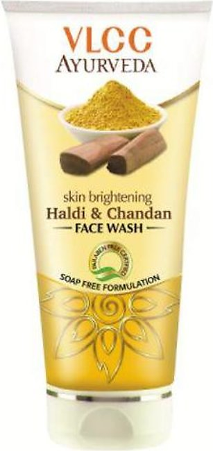VLCC Skin Brightening Haldi & Chandan Face Wash - 50ml