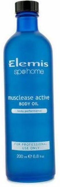 Elemis Musclease Active Body Oil 200ml - 51877