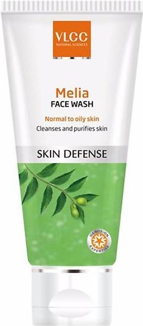 VLCC Skin Defense Melia Face Wash - 80ml