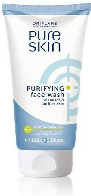 Oriflame Pure Skin Purifying Face Wash - 150ml - 32646