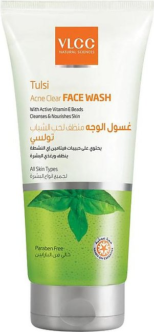 VLCC Tulsi Face Wash - 150ml - 8907122005529