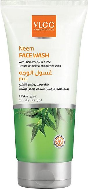 VLCC Neem Face Wash  - 150ml - 8907122002641