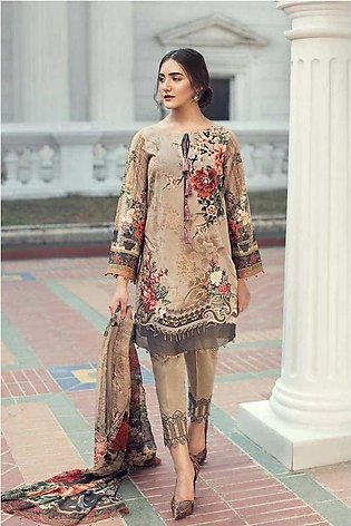 BAROQUE Lawn Collection 2020