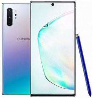 Samsung Galaxy Note 10 Plus Mobile 12GB RAM 256GB Storage