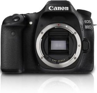Canon Eos 80D Body DSLR Camera