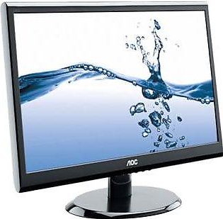 AOC LED Monitor E2450SWHK Wide View 1960 x 1080px 23.6 inches