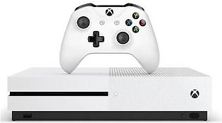 Xbox One S 500GB Halo Collection Bundle White PAL