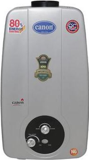 Canon 12 Liters Instant Gas Geyser 24D-PLUS