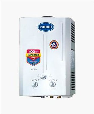 Canon 6 Liters Instant Gas Water Heater P-601