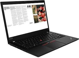 Lenovo ThinkPad T490 Core i5 8th Generation Laptop 8GB DDR4 256GB SSD
