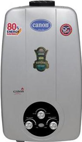 Canon 10 Liters Instant Gas Geyser 20D-Plus