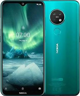 Nokia 7.2 Mobile 6GB RAM 128GB Storage