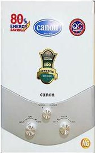 Canon 6 Liters Instant Gas Water Heater JDC-12