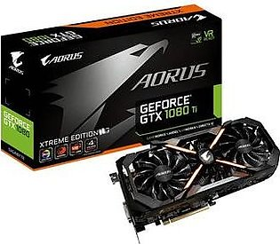 Gigabyte Aorus GeForce GTX 1080 Ti 11G Graphics Card